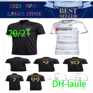 2020 2021 la Los Angeles fc VELA soccer Jerseys adult + kids kits LAFC HOME 20 21 ZIMMERMAN ROSSI BLESSING DIOMANDE FOOTBALL SHIRT uniform