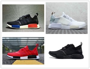 NMD R1 Human Race XR1 Running Shoes Pharrell Williams Oreo Classic Men Womens Mastermind Japan Sports Trainers Sneakers 36-45