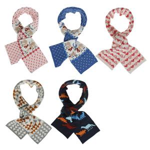 15621 New Autumn Winter Baby Kids Knitted Scarf Children Knitwear Neck Warm Neckchief Scarf