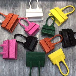 Fashion Mini Crossbody Bags For Women Lipstick Coin Messenger Shoulder Bag Female FW19 LA COLLECTIONNEUSE Handbags micro bag