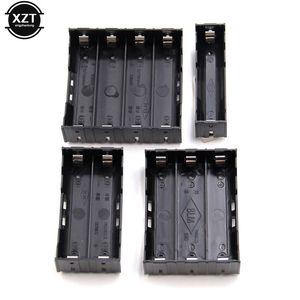 atteries Baterias recarregáveis de alta qualidade 18650 Battery Case Titular Reter DIY caixa de armazenamento caixa de plástico 3.7V de energia recarregável com ...