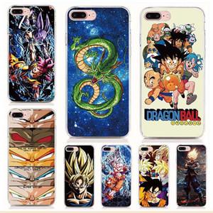 Для iPhone XS XR XS Макс X 5 5S 6 6S 7 8 Плюс чехол Распечатать шаблон Аутентичные персонажи Dragon Ball Характер Высококачественные чехлы для телефона