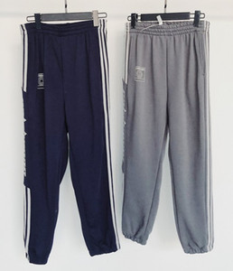 Street Frühling und Herbst Season5 Vintage-Marke Kokosnuss Calabasas lässige Sportswear Terry Hose Joggers Lange Hosen