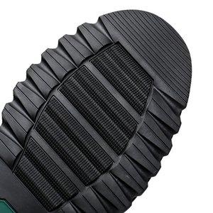 2018 scarpe impermeabili Mens Sneakers Inverno Oxford Business Men scarpe di cotone alta qualità Vera pelle morbida avvio tenere in caldo nuove