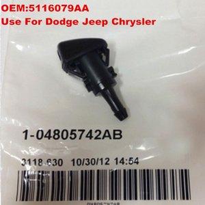 5116079AA WINDSHIELD WIPER SCHEIBE Sprühdüse zum Chrysler 300 300C PT Kreuzer für DODGE RAM 1500 2500 3500 MAGUNM CHARGER JEEP COMPASS