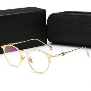Luxury-Designer With Fashion Sunglasses Quality KLX5 Aviators Metal Famous Mens Men Womens Box Polarized Glasses Ellipse Sunglasses UV Oknv
