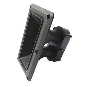 1pc New 150W Dual Piezo Tweeters Horn Piezoelectric Speaker Buzzer Treble Piezo Head Driver for Home Subwoofer Stage Loudspeaker