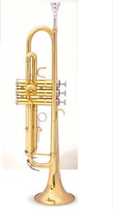 Bach instrumento musical de trompeta TR-190GS Golden B trompeta plana novato musical de calificación profesional jugando