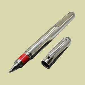 2020 Nouveau luxe MB Stylos Top Série haute qualité M magnétique Stylo bille stylo bille roulante argenture d'alimentation d'écriture de bureau papeterie Comme cadeau