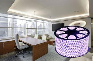 LED Şerit 5050/5730 Yüksek Güvenlik Yüksek Parlaklık 20m Esnek LED Işık Açık Su geçirmez Şerit LED Işık