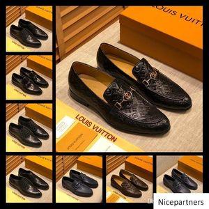 A1 52 Modelle Marken Leder Turnschuh-Mann-Hochzeits-Kleid-Partei-Schuh-beiläufige Schuh-flache Männer Oxford geunine Lederschuhe Luxuxentwurf