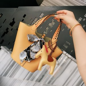 2019 sacs design de luxe de la mode marque femmes sacs à main sacs à main véritable sac fourre-tout en cuir crossbody nouvelles femmes d'arrivée portefeuille