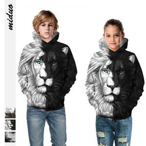 coat Bebê da camisola roupa Top algodão de alta qualidade Crianças Casacos menina camisola Boy camisola camisola da A7 meninos novos letra menina Hoodie Crianças