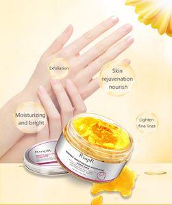50 g Pelez main Masque de cire de réparation Exfoliant callosités Film anti-vieillissement de la peau des mains Crème Mango Masque hydratante pour les mains TSLM1