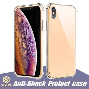 Schutzhülle für das iPhone 11 PRO MAX XS Galaxy Note 9 S8 Plus Transparent Durchsichtige Hartschalen-Schutzhülle aus Acryl für das Samsung Note 10 S10E S10 PLUS