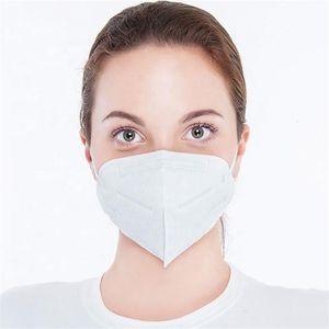 50Pcs Filter Pad For Kids Adult White Masks Face Mouth Mask Pm2.5 Suitable For Kf94 2 1 Face Masks