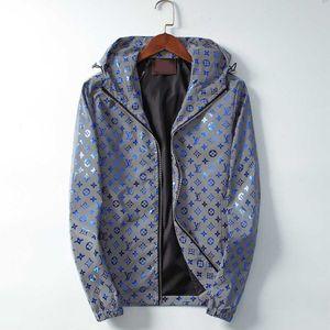 Wholesale men's 2019SS luxury clothing men's designer jacket windbreaker men's jacket designer jacket
