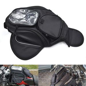 Kawasaki suzuki honda yamaha KTM Ducati BMW Triumph için Motosiklet Bagaj Çantası Tank Çanta Motosiklet Eyer Çanta Yağ Yakıt Tankı Bag İçin