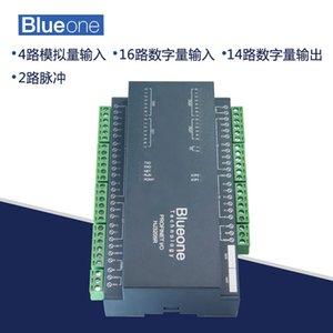 Profinet IO Module distribuée à distance température analogique numérique PN impulsions à haute vitesse de comptage Module