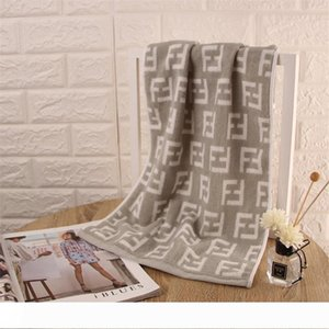 2020 F Letter Towel Cotton Compressed Rectangle Home Towel Hand Face Hair Bath Designer Towel new