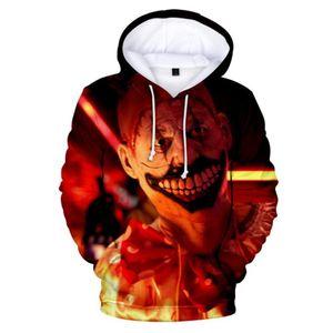 Halloween Herren Designer Pullover Winter-Langarm-Kapuzen Regular Herren-Sweatshirts Art und Weise lose Festival-Party-Paare Kleidung