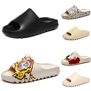Fashion 2020 Summer Women Men Ankle Strrap Sandals Platform Square High Heels Print Sexy Wedding Party Ladies Shoes Zapatos De Mujer Ct1#313