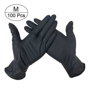 100pcs lot Disposable Gloves Latex Cleaning Gloves Household Garden Cleaning Gloves Home Cleaning Bacteria Proof Mitten N23
