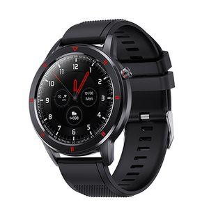 TimeOwner Youth1 Смарт часы 1,28-дюймовый экран силиконовый ремешок IP68 водонепроницаемый Heart Rate Watch Мониторинг DIY лицо для IOS Android