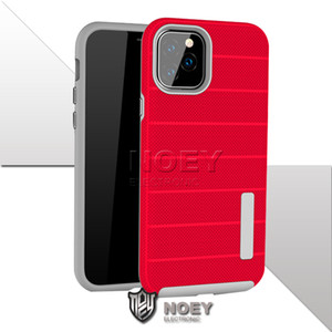 Para iPhone 12 11 Pro MAX XR Casos de resistência da tampa do caso Armadura híbrido Superior dura do PC Rubber Gota para Samsung Note20 Ultra S20