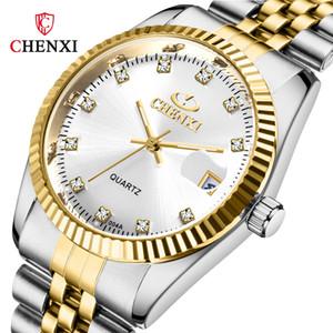 Chenxi brand business couple watch men's watch foreign trade Watch-236