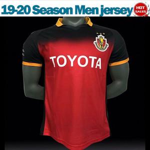 2020 J1 Liga de fútbol Nagoya Grampus jerseys rojos caseros # 7 JO 20/21 de Visitante camiseta de fútbol blanca uniforme de manga corta de fútbol