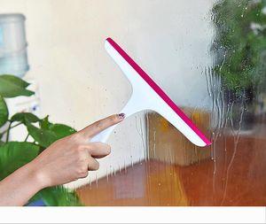 Lavar escova de vidro Janela Wiper Soap Cleaner rodo chuveiro casa de banho Espelho do assoalho do carro Lâmina escova 777
