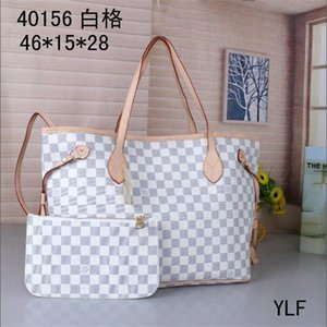 Womens HandbagsLOUISLadiesVUITTONTote PU Leather LVShoulder Bags Designer Luxury Handbags Purses