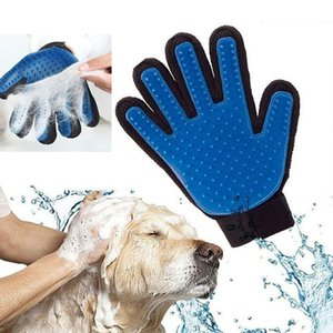 Pet dog accessories Grooming Supply Pet Dog Hair Brush Comb Glove For Pet Cleaning Massage Glove Cat Hair Glove