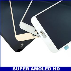 AMOLED LCDs Voll Digitizer für Samsung Galaxy J7 neo J701 J701F J701M J701MT LCD Display Touch Screen Assembly Ersatz