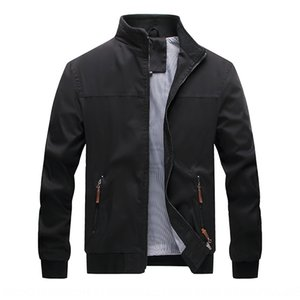 2019 straight autumn male middle-aged father coat 2019 jacket straight autumn jacket male middle-aged father coat