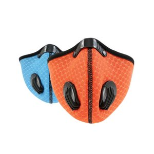 Outdoor Sports Anti-dust Half With Filter Dust Bicycle Bike Training Anti Dust Breathable Cycling Face Mask