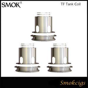 3 قطعة / الوحدة smok tf خزان bf- شبكة لفائف 0.25ohm bf- شبكة فائف 0.5ohm السيراميك رئيس ل tf خزان مورف 219 e السجائر أصيلة