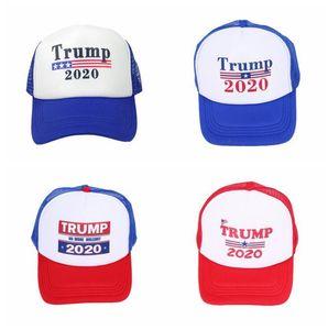 Trump 2020 Hat Keep America Great Again Sports Outdoor Baseball Cap Donald Trump 2020 Party Ball Hats LJJO6613-14