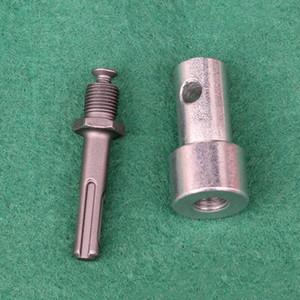 Accessori Universal Converter Power Tool Punta di trapano un adattatore per attacco Piazza Arbor SDS durevole Terra Trivella Testa elettrica fai da te