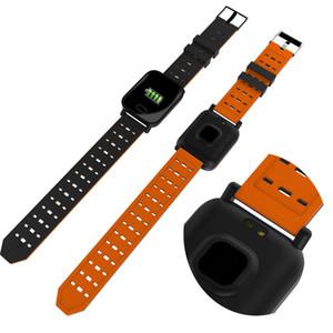 A6 Smart Watch Reloj Inteligente Pulsometro Ritmo Cardi Fitness Tracker Backware Remote Control Water Wristwatch For Anدرويد iPhone