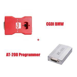 V3. 1.1 CGDI Prog BMW Key Programmer Полная версия и V1. 7. 0 Cgdi BMW AT-200 ECU Programmer ISN Code Reader