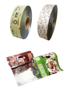 film transparent machine d'emballage PEPET film composite