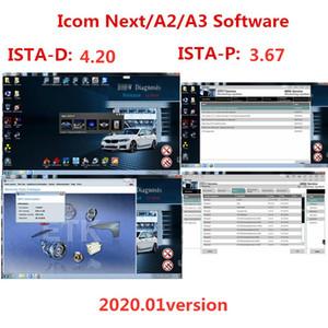 2020,01 pour BMW ICOM A2 / A3 / Next Logiciel 500GB HDD / SSD 512 Go Logiciels pour BMW ICOM ISTA / D (4,20) ISTA / P (3,67)