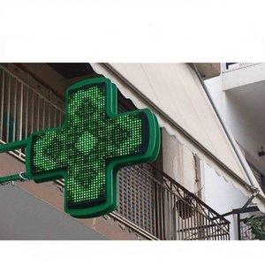 3D ультратонкая светодиодная аптека. Больничный крестовый знак