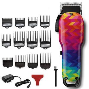 Barber professionelle Haarschneider leistungsstarke Herren-elektrische Clippers schnurlose Haarschneide- Barbier Spezialwerkzeug einkaufen