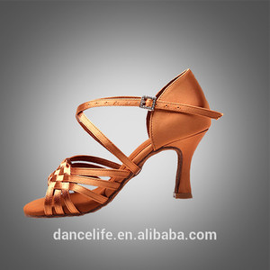 scarpe da ballo / sala da ballo scarpe da ballo latino / scarpe da ballo S5569 trasporto libero della donna latino in magazzino latino scarpe