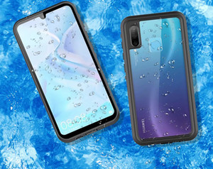 Heavy Duty Hybrid Defender Case against drops or knocks PC plus TPU for HUAWEI P30 Lite nova 4e