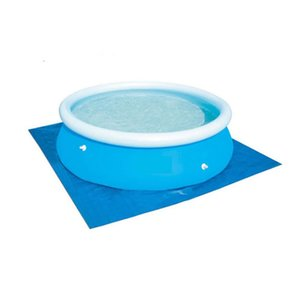 Swimming Pool Cover Durable Fit 8 10 12 Feet Diameter Family Garden Pools Swimming Pool Accessories