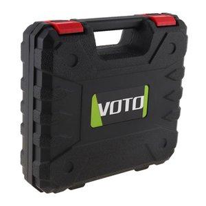 Drill Voto Power Tool Valigia 12V elettrico Dedicato Storage Case Tool Box con 265 millimetri di lunghezza per Electric Lithium cacciavite